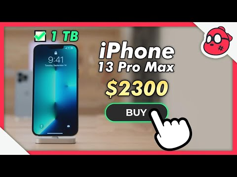 I Bought iPhone 13 Pro Max
