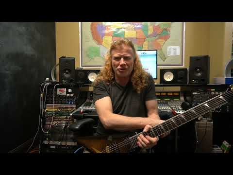 Dave Mustaine VIP Meet & Greet + Guitar Lesson Packages