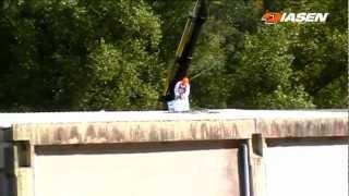 Asbestos encapsulation system by Diasen