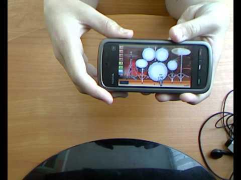 приложения и игры на Nokia 5230