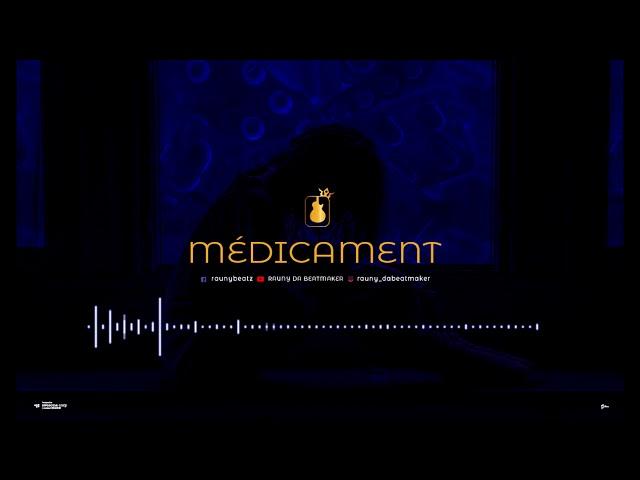 Niska - Médicament Feat. Booba - Médicament INSTRUMENTAL- (RE.PROD. BY RAUNYBEATZ)(NON-PROFIT)