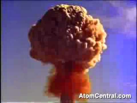U.S. Nuclear Bomb Test - Grable (15 Kilotons)
