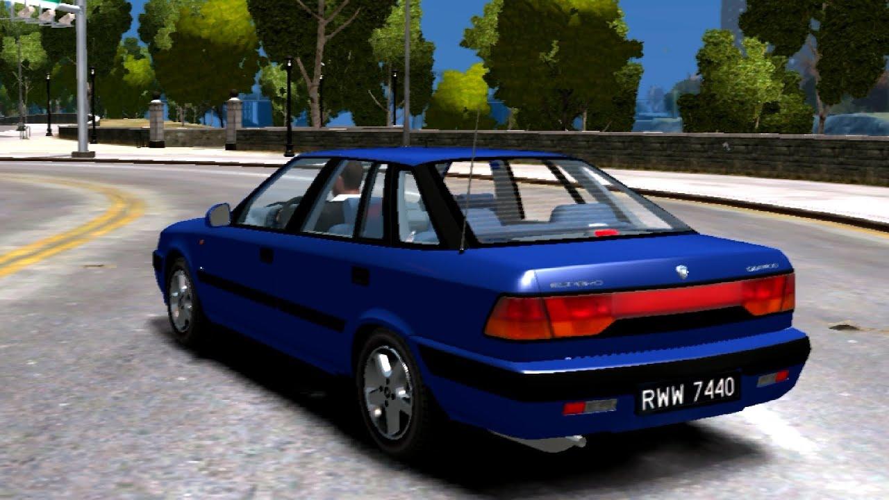 76 1996 Daewoo Espero 2,0 CD   New Cars / Vehicles in GTA IV [60 FPS