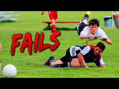KIDS IN FOOTBALL - EPIC FAILS EVER