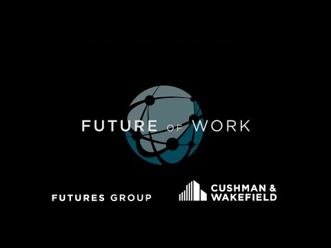 The Future of Work conference at the Institute of Engineering & Technology, London