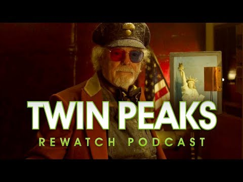 Twin Peaks S3 Ep. 5 Discussion (Twin Peaks Rewatch Podcast)
