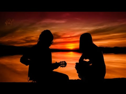 THE BEST SPANISH MUSIC GUITAR LOVE SONGS INSTRUMENTAL ROMANTIC RELAXING LATIN  SPA MUSIC