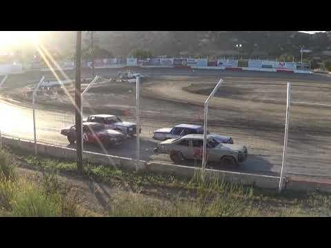 Barona Speedway Pure Stock Dash 5-4-2019