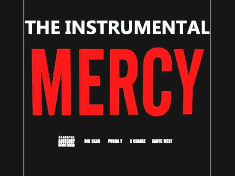 Kanye West - Mercy instrumental feat. Big...