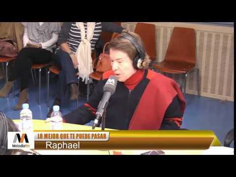 Raphael en MelodiaFM