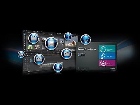 fastest video rendering software ever powerdirector 12 svrt youtube. Black Bedroom Furniture Sets. Home Design Ideas