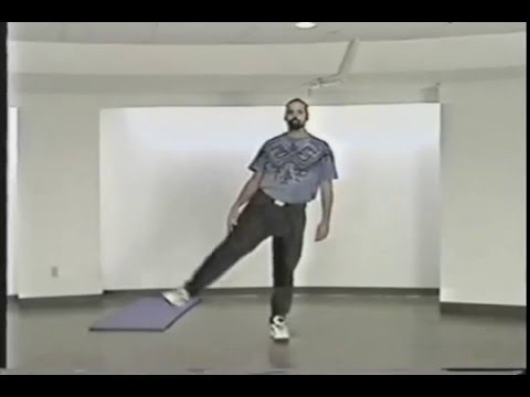 Active Range of Motion Exercises 20 minutes