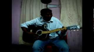 idhedho bagundhe song with guitar mirchi movie song