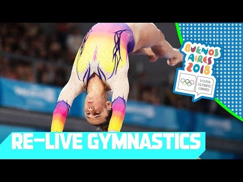 RE-LIVE | Day 07: Artistic Gymnastics | Youth Olympic Games 2018 | Buenos Aires