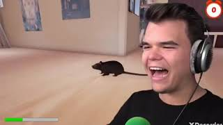 Reacting to jelly slap the rat