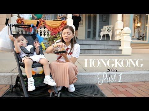 Hongkong 2016 MISTER and MISIS (plus toddler) Travel PART 1 | Peevee Dela Rosa