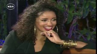 Jeff Koinange Live: Inspirational Thursday  with International Singer Mya, 11th August 2016 Part 1