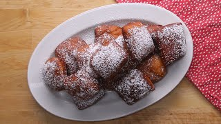 How To Make Homemade Beignets • Tasty
