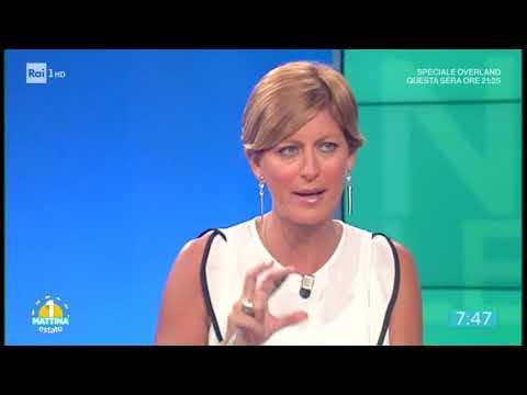 Valentina Bisti ad uno mattina parla del reddito di inclusione con Gianluca Timpone