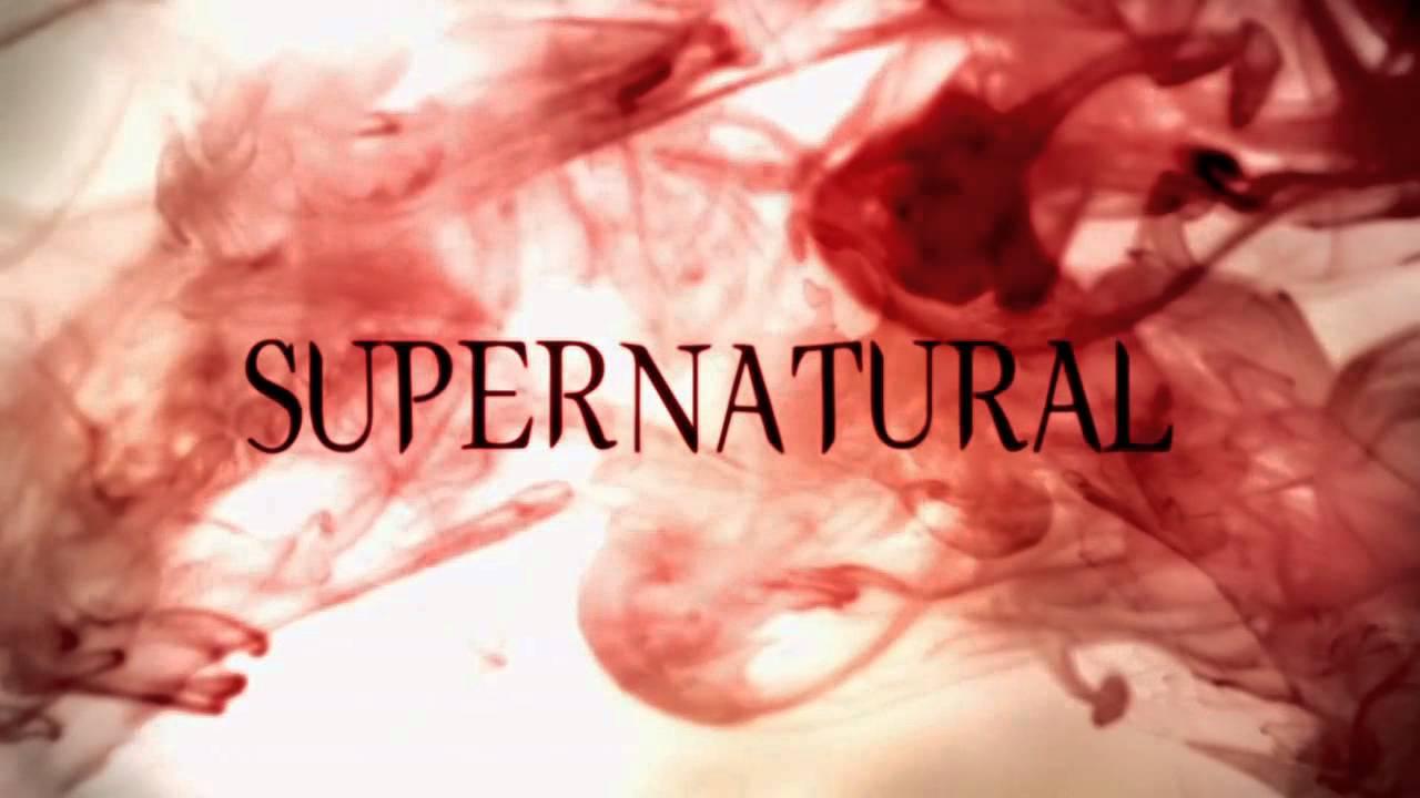 Supernatural season 5 intro hd youtube - Supernatural season 8 title card ...