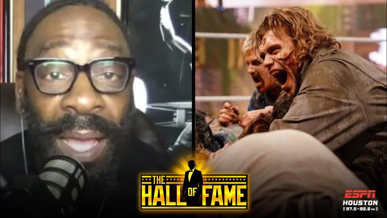 Booker T Reacts to Zombies at WWE WrestleMania Backlash