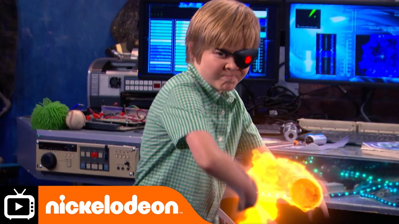 The Thundermans Fireballs Nickelodeon UK YouTube