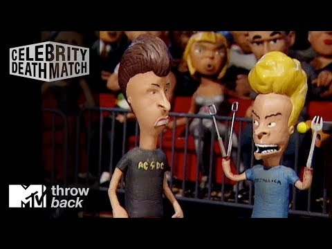 'Beavis vs. Butt-Head' Official Clip | Celebrity Deathmatch | #TBTMTV