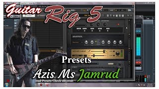 Download Video Presets Efek Gitar Azis Ms JAMRUD MP3 3GP MP4