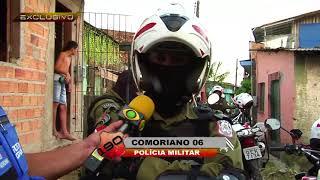 JUSTICEIRO DO TRAFICO BENGUI 30-06-18