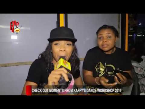 CHECK OUT MOMENTS FROM KAFFY'S DANCE WORKSHOP 2017 (Nigerian Entertainment News)