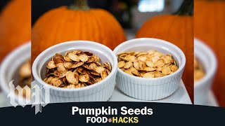 Pumpkin Seeds | Mary Beth Albright's Food Hacks