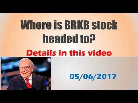 Where is Berkshire Hathaway (BRKB) Stock is headed to?