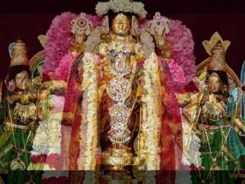 Sanskrit Hymn on Lord Ranganatha -