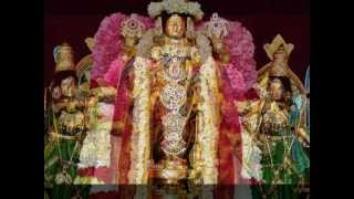 """Sanskrit Hymn on Lord Ranganatha - """"Sri Ranganatha Padhuka Sahasram"""" (Swami Vedanta Desika)"""