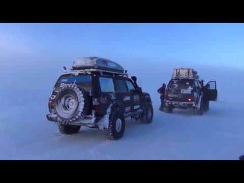 """Автомобильная экспедиция """"Столица Арктики"""" на остров Диксон"""