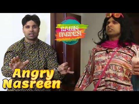 Angry Narseen | Rahim Pardesi | Desi Tv Entertainment