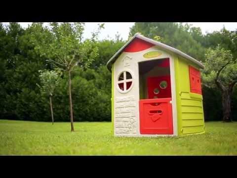 Maison Jura Lodge de Smoby - YouTube
