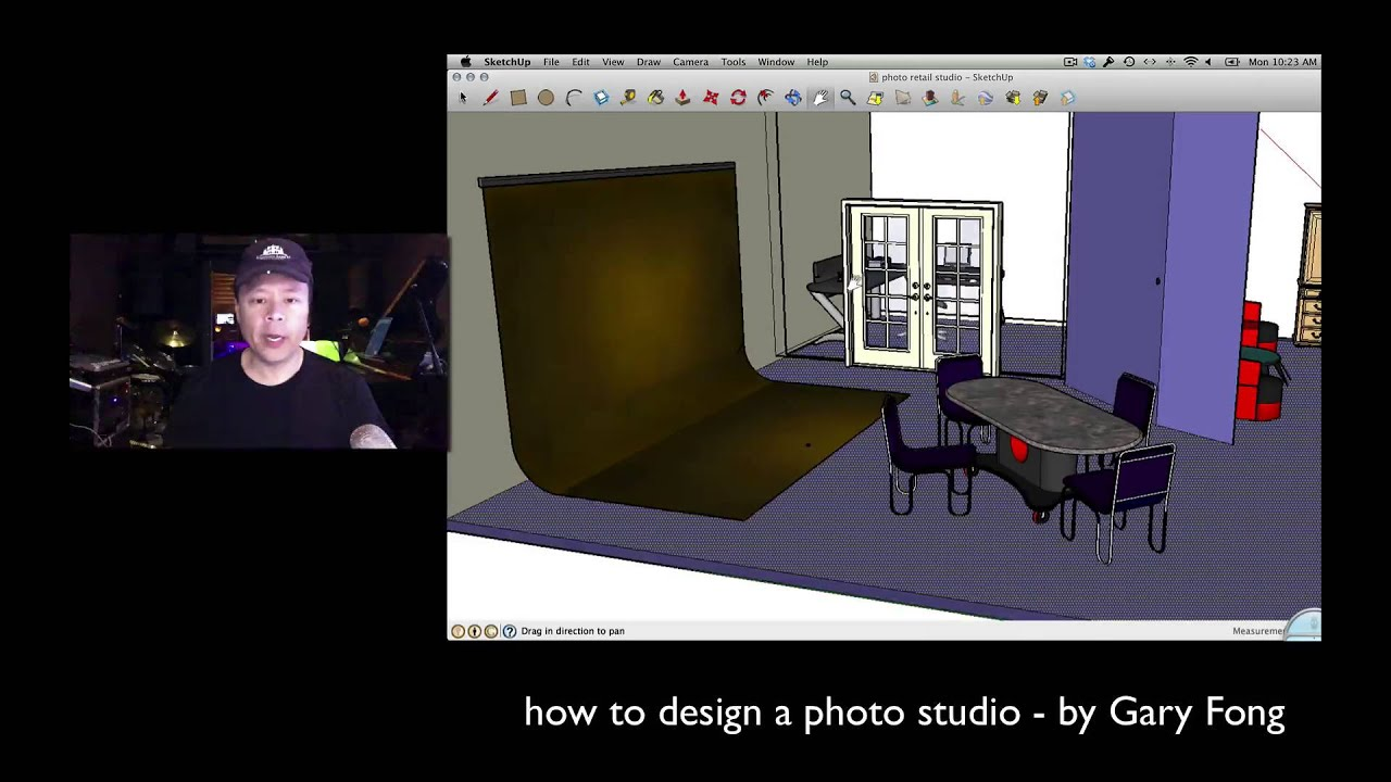 How To Design A Fantastic Photography Studio And Gallery Showroom Youtube