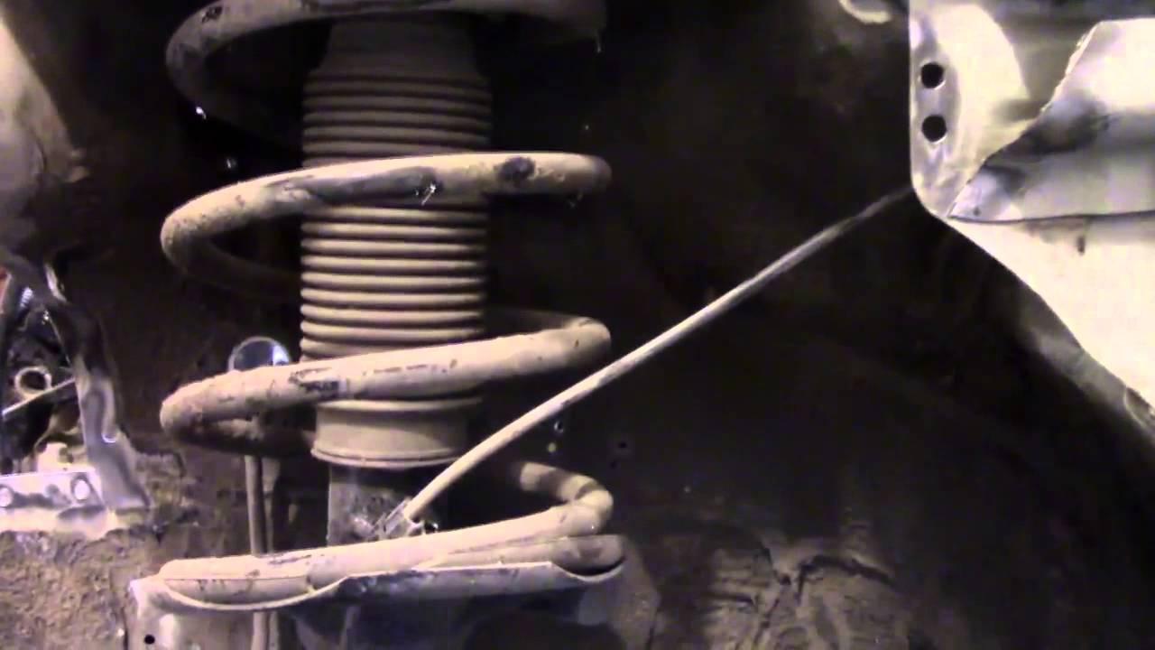 пошаговый ремонт в фотографиях киа церато