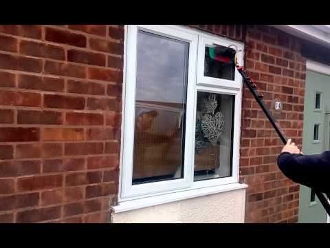 The perfect window cleaning method using Wfp Leicester Window Shine