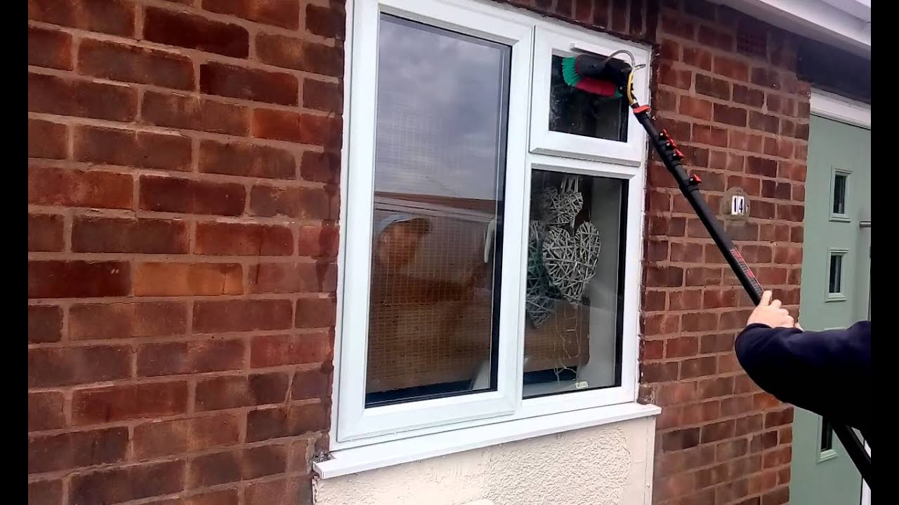 The Perfect Window Cleaning Method Using Wfp Leicester