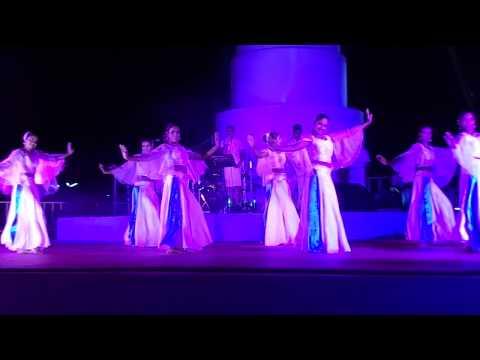Sri Lanka NAVY Ladies Dance- Dayata Kirula 2014- Kuliyapitiya