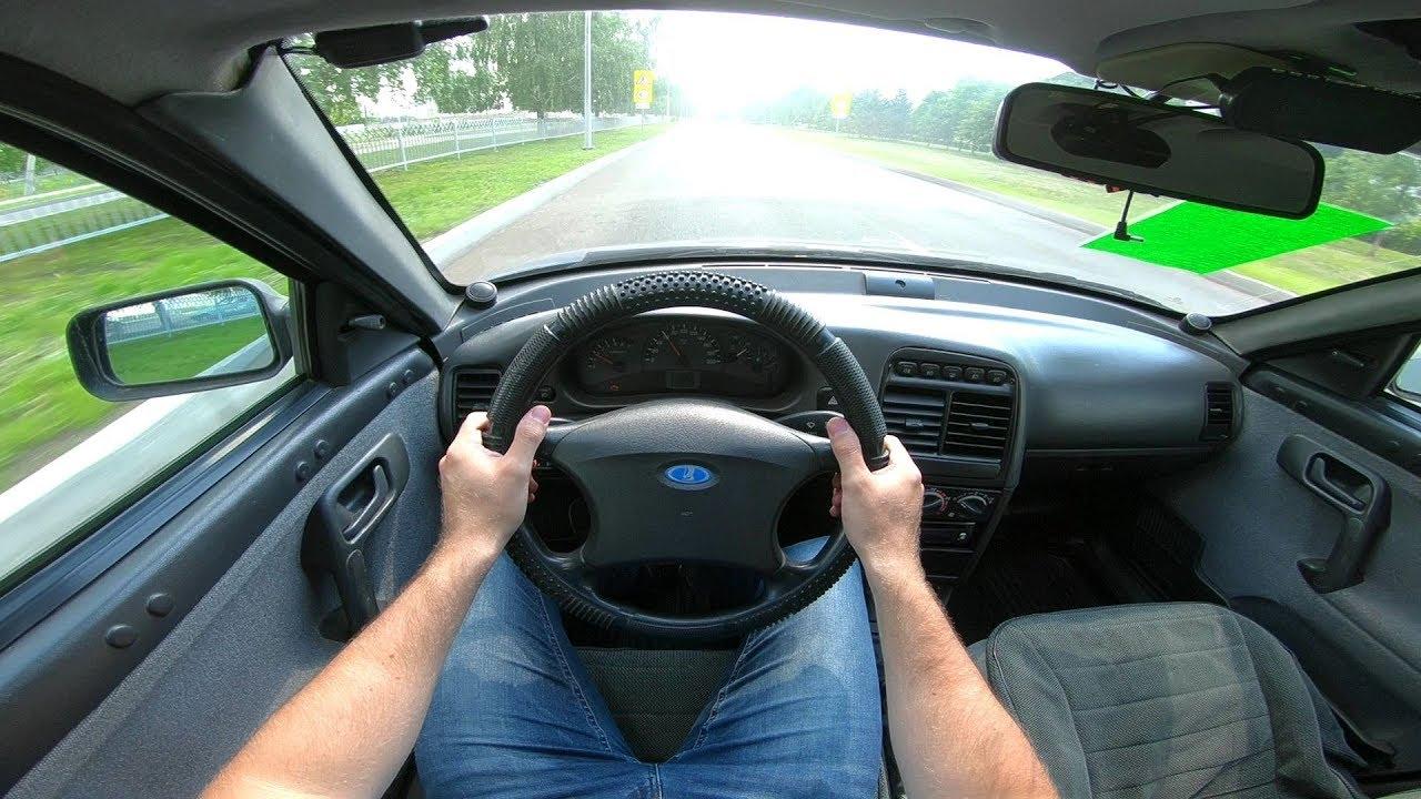 2008 ВАЗ 2111 1.6 (89) POV TEST DRIVE