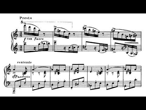 Dmitri Kabalevsky - Rondo Op. 59 (audio + sheet music)