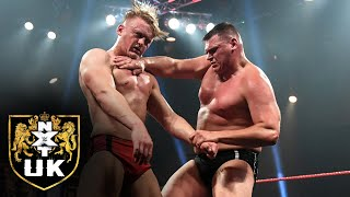 Dragunov & Dunne clash with WALTER & Wolfe and more: NXT UK Highlights, Oct. 15, 2020