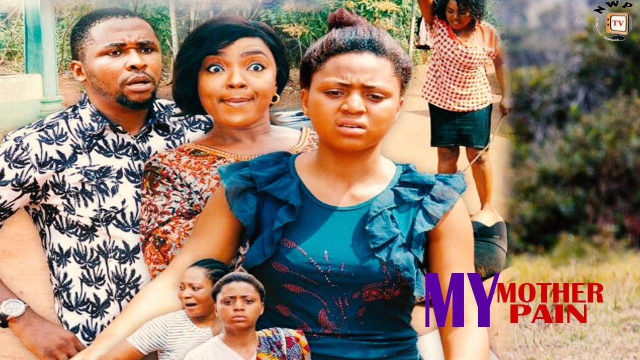 Download My Mother My Pain  Season 4 -  2017 Latest Nigerian Nollywood Movie