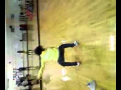 Kapri Bibbs dancing lol