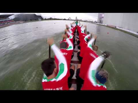Dragonboat ICF World Championships Moscow 2016 Senior MEN 2000m Hungary