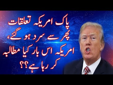 Pak America Relations Critical situation | Neo News