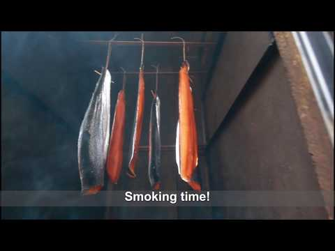 Cold Smoked Salmon - From Fresh Fish To First Slices In 4 Days